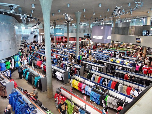 authorized site outlet boutique wholesale outlet Adidas Factory Outlet nahe Herzogenaurach - a photo on ...