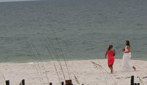 Random Beach Bride