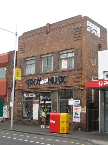 Troy House of Music, Footscray