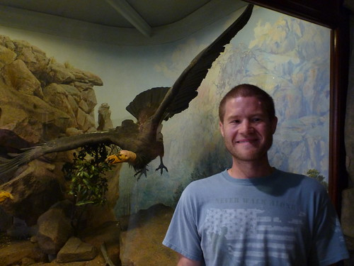 Me and California Condor