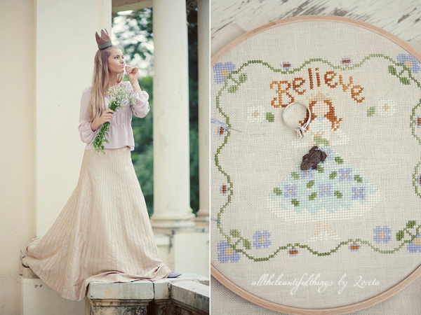Believe (Little House Needleworks)
