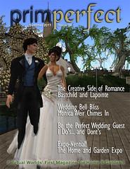 Prim Perfect Issue 34: cover
