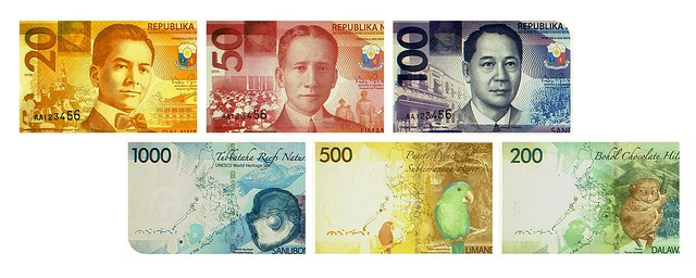 New Philippine Currencies