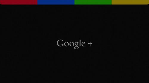 Wordless Wednesday #8 : Google Plus