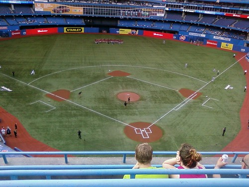Jays vs Mariners At Rogers Centre