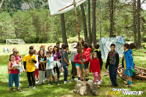 Campamento Bilesa 2011