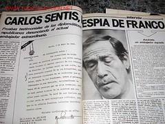 Carlos Sentís ha mort, un altre franquista menys