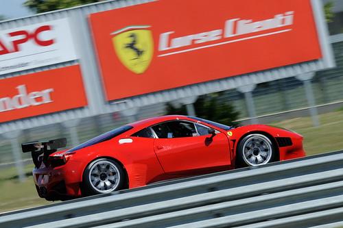 Ferrari 458 Italia Grand Am pictures