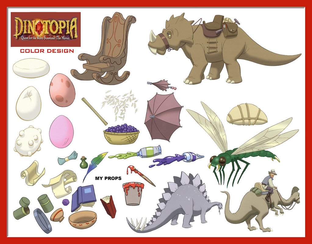 dinotopia coloring pages - photo#12