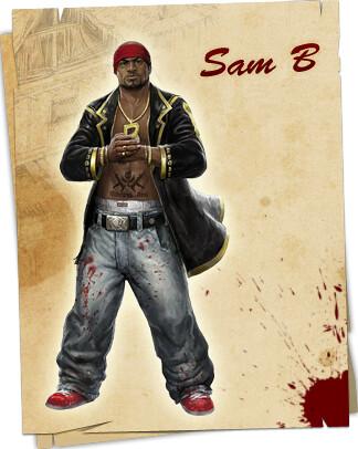 Dead Island Sam B