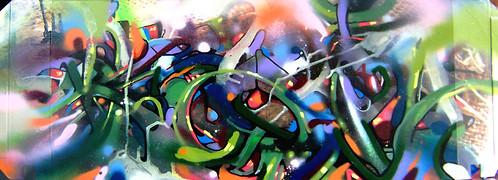burlap by eL hue V