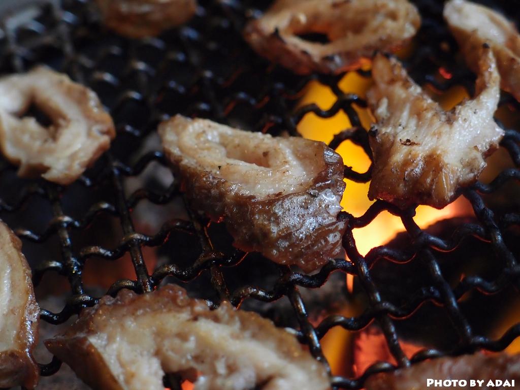 2011.7.22 彰化石頭燒烤 烤脆腸