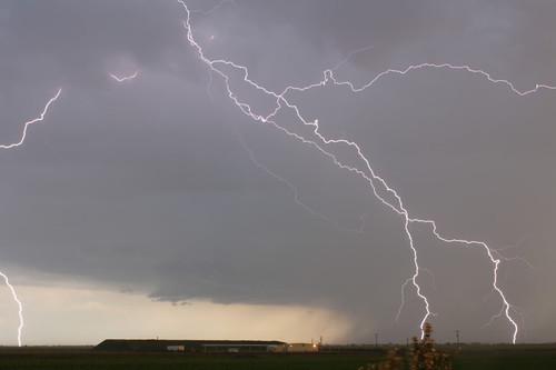 Some lightning pics
