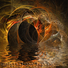 The Lair (Mulewings~) Tags: colors elements layers fractals flamingpearflood topazadjust apophysis7x