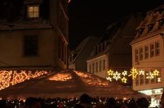 Christmas in July (12) (fotoeins) Tags: christmas plaza travel winter light snow night canon germany weihnachten geotagged deutschland eos lights star europa europe christmasmarket weihnachtsmarkt sparkly bielefeld xsi altermarkt canonef50mmf14usm eos450d henrylee 450d fotoeins henrylflee geo:lat=5202033074563316 geo:lon=8531982423278805 fotoeinscom