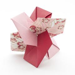 XYZ modular (Maria Sinayskaya) Tags: geometric origami planar modularorigami