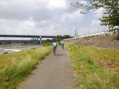 香東川自転車道