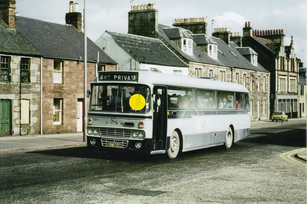 Coach Tours From Falkirk