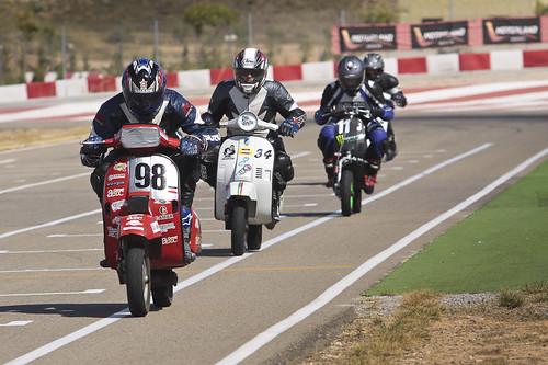 6 Horas Vespa 2011 Motorland Aragon