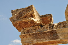 Ancient Thoughts in the Sky (The Spirit of the World) Tags: turkey ruins unescoworldheritagesite ephesus greekruins ancientruins romanruins romanhistory greekhistory mygearandme ringexcellence