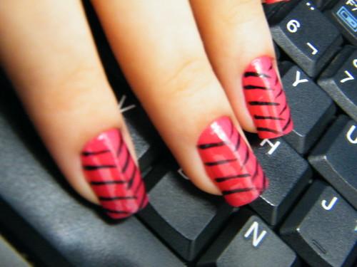 zebra rosa. by Débora Bleza