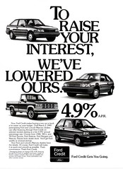 1989 Ford Credit (USA)