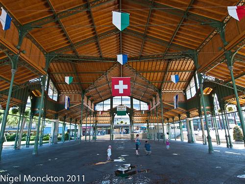 Markthalle, Montreux