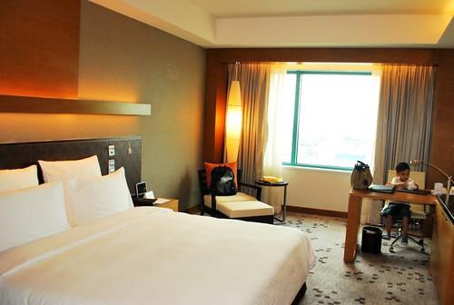 Radisson Blu Hotel Room 1
