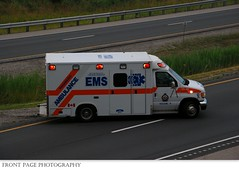 C-K EMS - 1130, 401 & Mull Rd MVC (Front Page Photography / Hooks & Halligans) Tags: road ontario canada way photography kent high nikon highway accident d police front ambulance medical chatham 1130 page vehicle service motor paramedics dslr emergency ck paramedic mull ems 60 rd 401 mva collision provincial unit opp d60 fpp mvc chathamkent