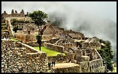Machu Picchu - City Scape