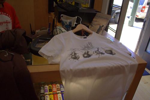 SEAK Shirt für das San Fransisco Hipster Label UPG