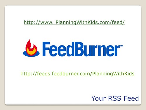 Blogging Tools - Your RSS Feed