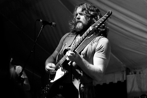 The Sheepdogs - Hillside Festival 2011 by Alternatives Journal