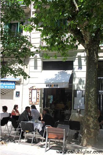 Restaurant Etapes