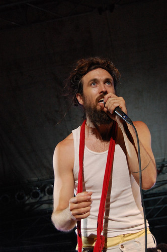 Edward Sharpe & The Magnetic Zeros - Evolve Festival 2011