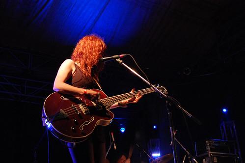 Carmen Townsend - Sunflower Stage