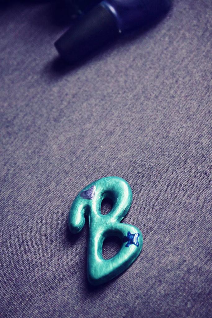B pin