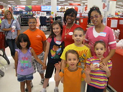 4339002610103 (The Salvation Army Chicago Metropolitan Division) Tags: salvationarmy target backtoschool shoppingspree chicagoschoolstudents
