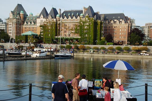 2011.07.09 Alaska Cruise / Victoria