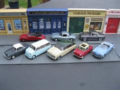 DKW 3=6 F91 Cabrio & Monza, Borgward Isabella TS Coupe & Hansa 2400, BMW 700 Coupe, Lloyd LT500, NSU Prinz & VW Karmann-Ghia Cabrio (andreboeni) Tags: vw volkswagen classiccar lloyd bmw isabella 36 hansa karmannghia germancar dkw modelcar nsu prinz monza 143 borgward f91 nsuprinz bmw700 dkw36 lloydlt500