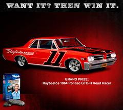 '64 Pontiac GTO-R (Raybestos Brand) Tags: red 64 brakes gto chassis raybestos gtor
