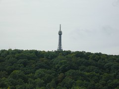 Petrin Lookout Tower Prague