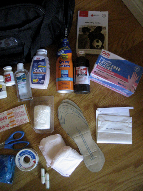Traveling First Aid Kit « Coach Panda