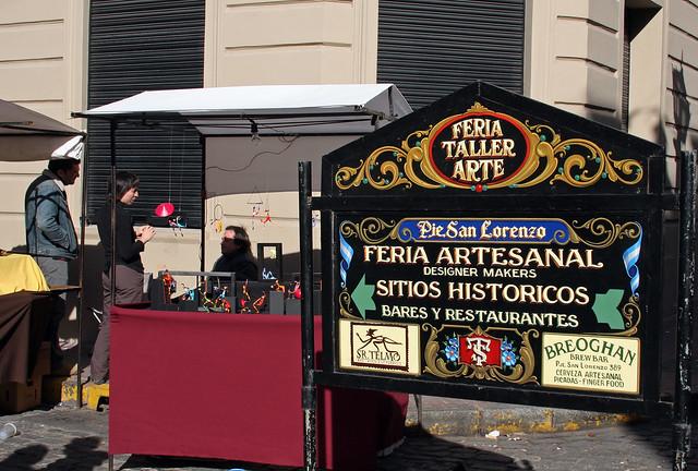 Feria de San Telmo 019