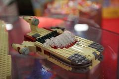 Star Wars Miniland Scene - LEGO Booth at Comic Con - 6