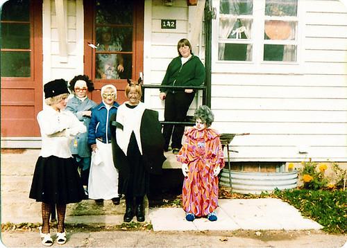 hallowe'en circa 1981