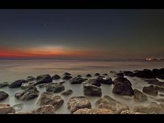 kuta-beach (tut bol) Tags: bali beach nature rock sunrise landscape nikon kuta ngm