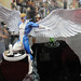 San Diego Comic-Con 2011 - Angel statue (Sideshow Collectibles booth)