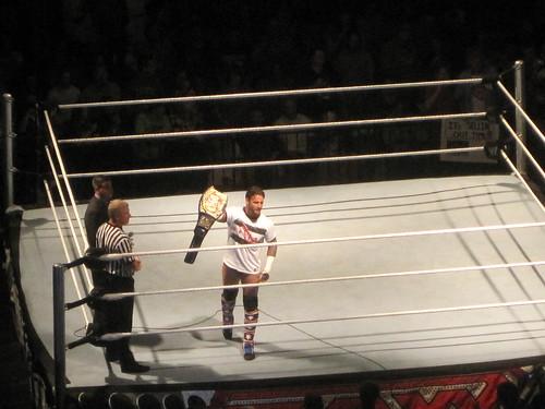 CM Punk in Peoria