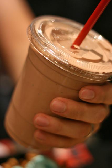PB&C Milkshake